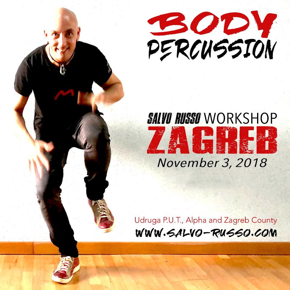 Corsi di Body percussion