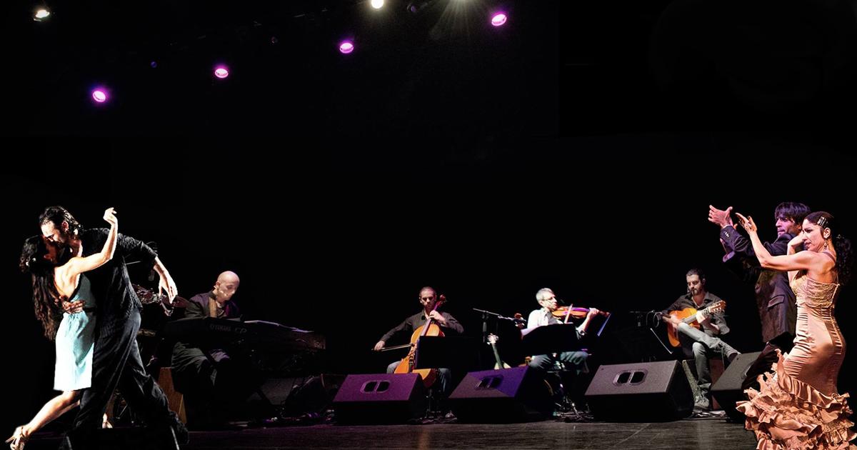 Flamenco Tango Neapolis spettacoli