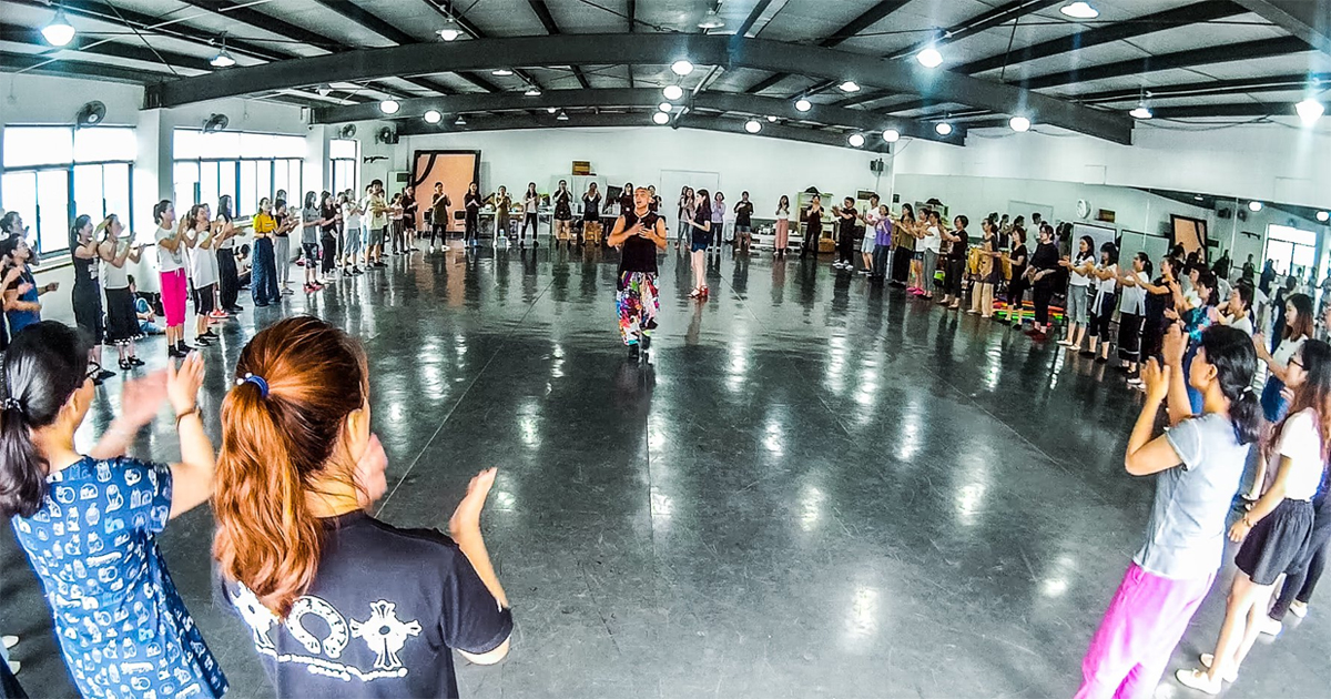 corsi di formazione docenti body percussion