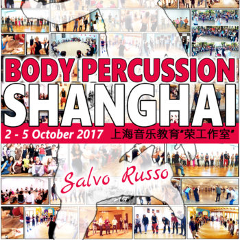 Body Percussion Shanghai China