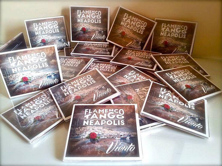 Flamenco Tango Neapolis - Cd Viento