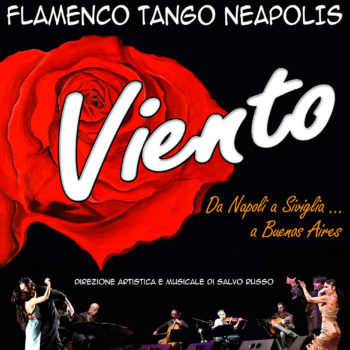 Flamenco Tango Neapolis spettacoli Campania