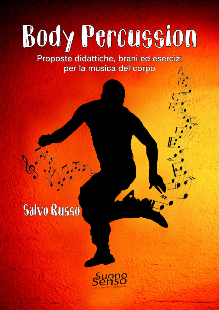 Manuale di Body percussion Salvo Russo