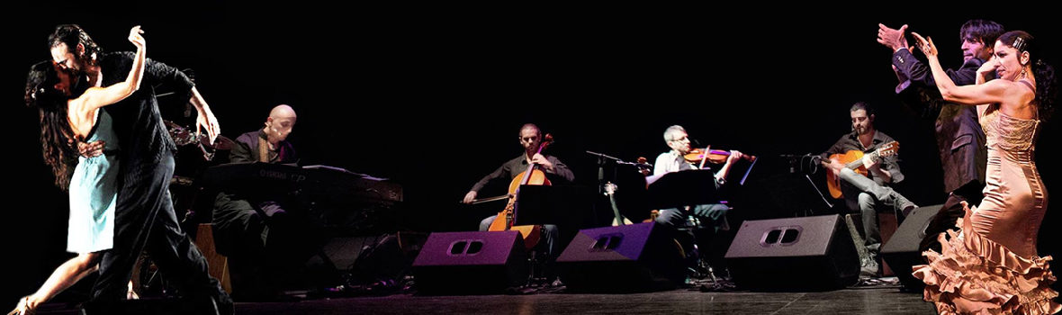 flamenco tango neapolis salvo russo