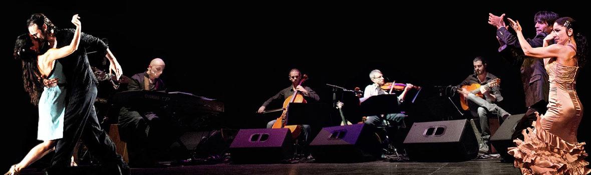 Spettacoli Flamenco e tango argentino