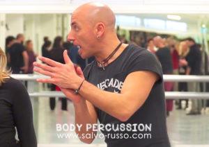 Salvo Russo Body Percussion