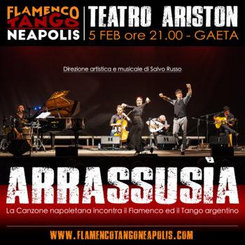 spettacoli di flamenco Salvo Russo